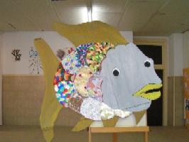 O Peixe Prateado